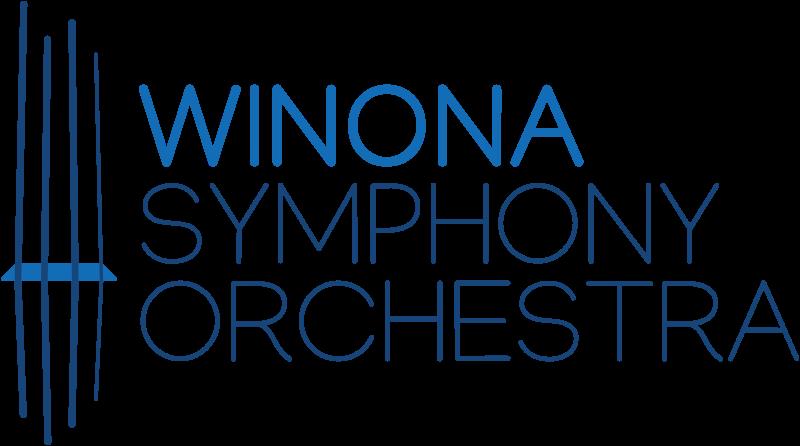 Winona Symphony Orchestra Logo